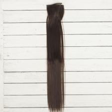 Волосы-тресс для кукол прямые,длина волоса 40 см,длина тресса 50 см,цв.№4