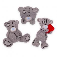 Мишки Татти Тедди (3 брошки).
