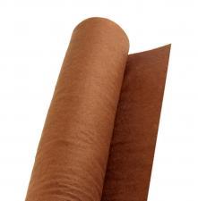 Фетр в рулоне жёсткий,1 мм,шир.90 см, цвет (Н-063,светло-коричневый)