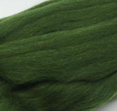 Шерсть для валяния оливковый (038).