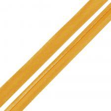 Косая бейка TBY атласная шир.15мм цв.F114 светло-оранжевый