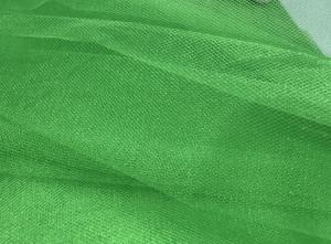 Фатин Кристалл средней жёсткости,1 п/м,цв.светло-зелёный
