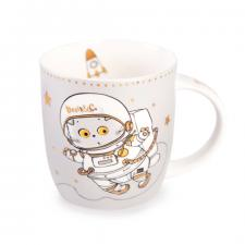 "Кружка BUDI BASA souvenirs ""Космонавт"""