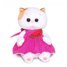 Ли-Ли BABY в розовом сарафане и с арбузиком, мягкая игрушка Буди Баса