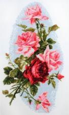 Палитра | Розовый шик. Размер - 24 х 41 см.