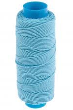 Нитка-резинка (спандекс),25 м,цвет голубой
