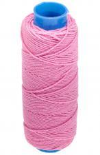 Нитка-резинка (спандекс),25 м,цвет розовый