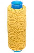 Нитка-резинка (спандекс),25 м,цвет жёлтый