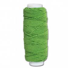 Нитка-резинка (спандекс),25 м,цвет салатовый
