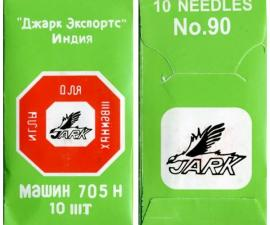 Иглы для бытовых швейных машин 705H,№90,уп.10 шт.