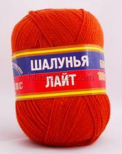 Пряжа Шалунья Лайт. Цвет 051 (терракот)