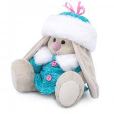 Зайка Ми в пальто с шапкой (малыш), мягкая игрушка BudiBasa