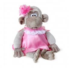 Соня в розовом платье. Размер - 26 см.
