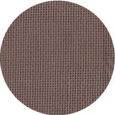 Канва крупная арт.854 (10х44кл) 40х50см цв.283 какао