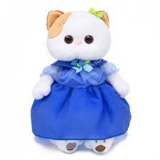 Кошечка Ли-Ли в синем платье, мягкая игрушка Budi Basa