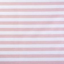 Ткань ранфорс Полоска, 130г/м²,100% хлопок, шир.240см, цв.бежевый, рул.3м