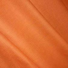 Ткань лён гладкокрашеный, 140г/м², 30% лен + 70% хлопок, шир.150см, цв.22 оранжевый уп.3м