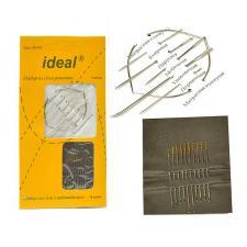 IDEAL Иглы для ремонта - 7 игл, для слабовидящих - 10 игл (0340-0192)