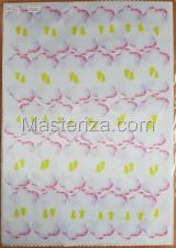Заготовка для аппликаций на ткани (лепестки розы) ОАР-70-3,А3
