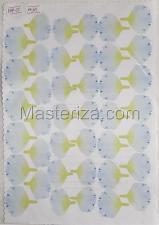 Заготовка для аппликаций на ткани (лепестки розы) ОАР-71