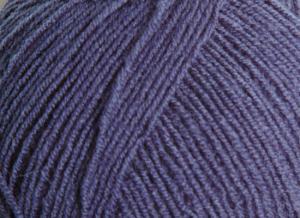 Himalaya LANA LÜX 400 (50% шерсть,50% акрил),100 г/400 м,цв.22025 джинсовый