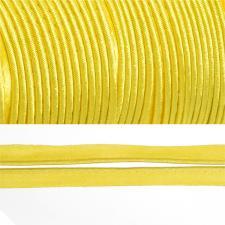 Кант атласный шир.11мм цв.(F110) 035 жёлтый