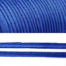 Кант атласный шир.11мм цв.(F213) синий