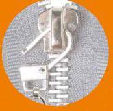 Marbet | Универсальный язычок для молний,с карабином,цв.19 (под серебро)