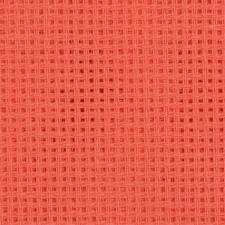 Канва мелкая арт.851 (10х60кл) 40х50см цв.коралл