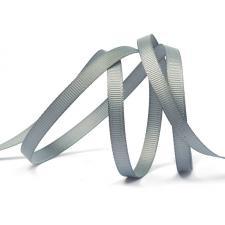 Лента IDEAL репсовая в рубчик шир.6мм цв. 012(096) серый