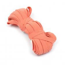 Резинка-продержка арт.с42 10мм цв.розовый уп.10м