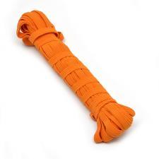 Резинка-продержка 8мм цв.оранжевый уп.10м