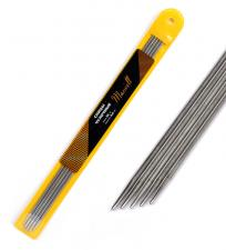 Спицы для вязания чулочные Maxwell Gold, металл арт.25-30 Ø3,0 мм /25 см
