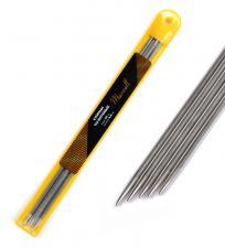 Спицы для вязания чулочные Maxwell Gold, металл арт.25-40 Ø4,0 мм /25 см