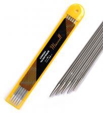 Спицы для вязания чулочные Maxwell Gold, металл арт.25-50 Ø5,0 мм /25 см