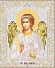 Маричка | Ангел Хранитель (серебро). Размер - 26 х 32 см