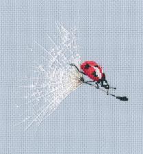 РТО | М756 На парашюте одуванчика. Размер - 11 х 12,5 см