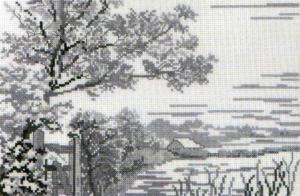 PERMIN | Калитка. Размер - 33 х 25 см