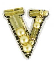 """Набор для изготовления броши Crystal Art """"Victoria"""". Размер - 4,5 х 4,5 см"""