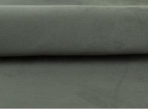 """""""PEPPY"""" Искусственная замша WOVEN SUEDE,18-5102 тёмно-серый,35х50 см"""