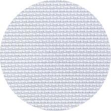 Канва для вышивания Аида №14 (10х55кл) цв.белый