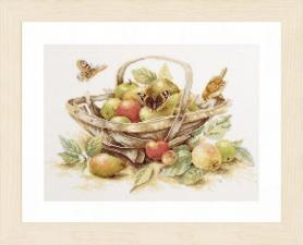 Lanarte (Ланарте) | Summerfruit/Летние фрукты. Размер - 39 х 29 см