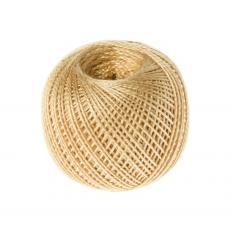 """Нитки для вязания """"Ирис"""". Цвет 5902 бежевый"""