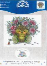 Схема для вышивки DMC BL122/59 Big Bunch of Love