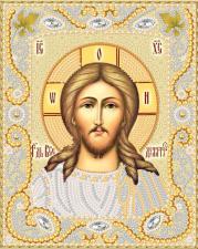Маричка | Венчальная пара. Господь Вседержитель (золото). Размер - 14 х 18 см