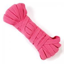 Резинка-продержка арт.с39 7-8мм цв.розовый уп.10м