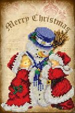Краса и творчество | Рождественские истории 4. Размер - 11,9 х 15,5 см