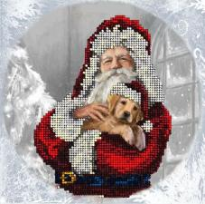 Краса и творчество | Рождественские истории 23. Размер - 15,4 х 15,4 см