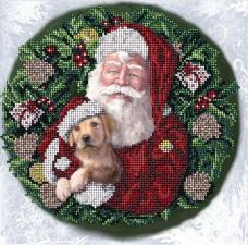 Краса и творчество   Рождественские истории 25. Размер - 25,5 х 25,5 см