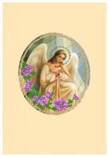 Матрёнин Посад   Ангел 1. Размер - 14 х 16 см